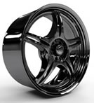powdercoated wheel powder king coatings